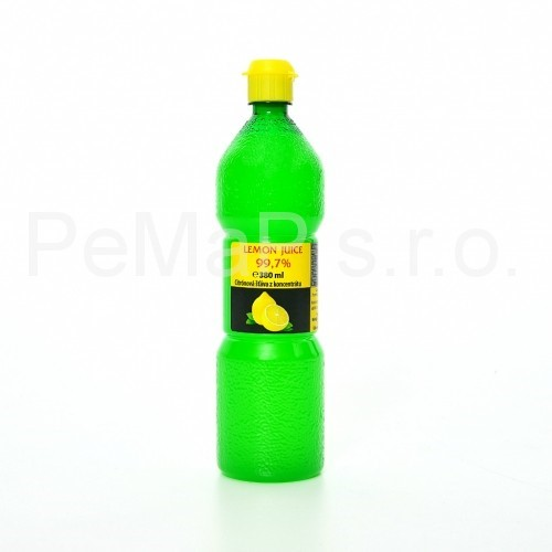 LEMON JUICE  99,7%  380ml