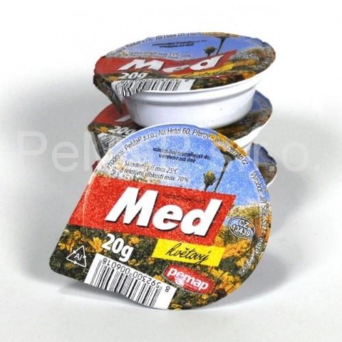 Med květový - porce vanička 20g (prodej v e-shopu pouze karton)