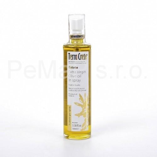 EXTRA VIRGIN olivový olej TERRA CRETA VE SPREJI   100ml